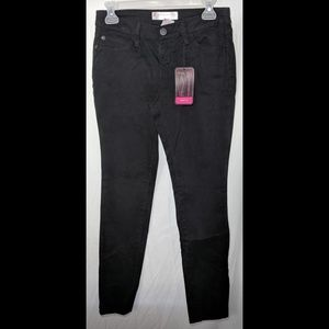 New Skinny Fit Black Jeans No Boundaries Size 7